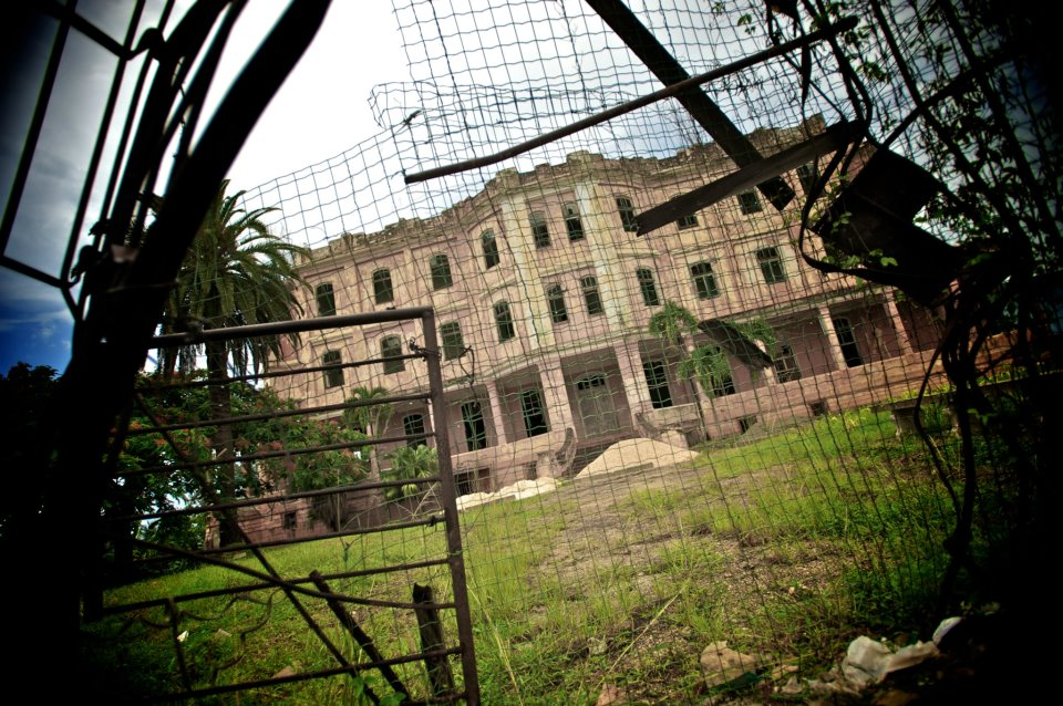 Old Cuban Hospital